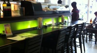Photo of Sushi Restaurant Naniwa Sushi & More at Klosterstr. 68a, Düsseldorf 40211, Germany