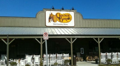 Photo of American Restaurant Cracker Barrel Old Country Store at 4700 Portsmouth Blvd. I664 & Portsmouth Blvd., Exit 11, Chesapeake, VA 23321, United States