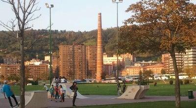 Photo of Park Etxebarria Parkea at Bilbao 48007, Spain