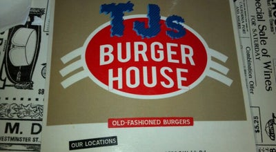 Photo of Burger Joint TJ's Burger House at 1003 W Douglas Ave, Wichita, KS 67213, United States