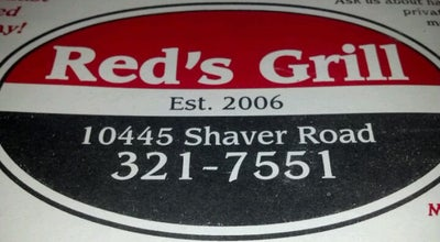 Photo of Breakfast Spot Red's Grill at 10445 Shaver Rd, Portage, MI 49024, United States