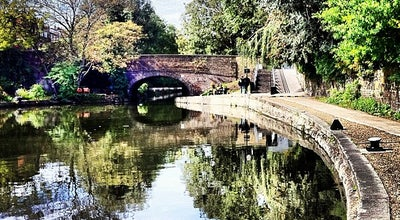 Photo of Outdoors and Recreation Regent's Canal at Camley Street Bridge, London, United Kingdom