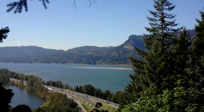Photo of River Columbia River Gorge National Scenic Area at 50000 E Historic Columbia River Highway, Portland, OR, United States