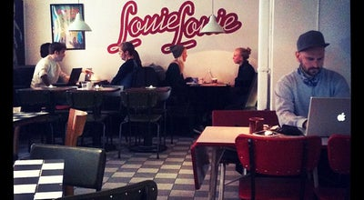Photo of Cafe Louie Louie at Bondegatan 13, Stockholm 116 23, Sweden