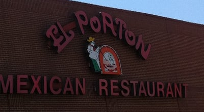 Photo of Mexican Restaurant El Porton at 12111 W Markham St, Little Rock, AR 72211, United States