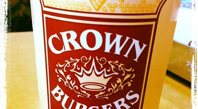 Photo of Burger Joint Crown Burgers at 3270 S State St, Salt Lake City, UT 84115, United States