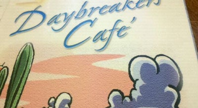 Photo of Cafe Daybreakers Cafe at 12833 E 38th St., Yuma, AZ 85367, United States