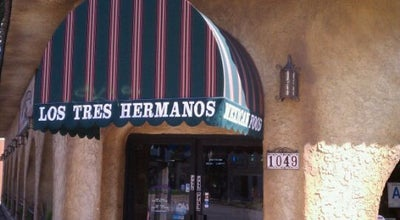 Photo of Mexican Restaurant Los Tres Hermanos at 1049 San Fernando Rd, San Fernando, CA 91340, United States