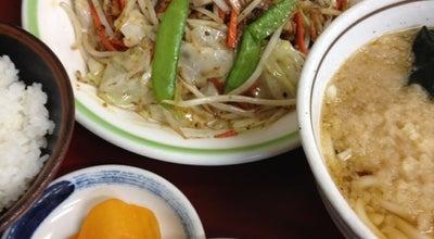 Photo of Ramen / Noodle House 山田うどん 小山店 at 駅南町6 27 6, 小山市, Japan