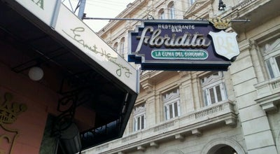 Photo of Cuban Restaurant Restaurante Floridita at Obispo 557, Ciudad De La Habana 10100, Cuba