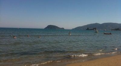Photo of Beach Laganas Beach at Νότια Ζάκυνθος, Laganas, Greece