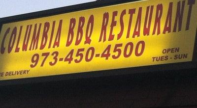 Photo of Spanish Restaurant Columbia BBQ Restaurant, 65 Washington Ave., Belleville, NJ at 65 Washington Ave, Belleville, NJ 07109, United States