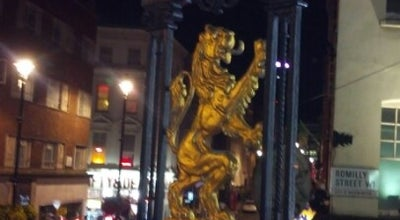 Photo of Pub The Golden Lion at 51 Dean St., London W1D, United Kingdom