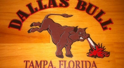 Photo of Bar Dallas Bull at 3322 N. Us 301, Tampa, FL 33619, United States