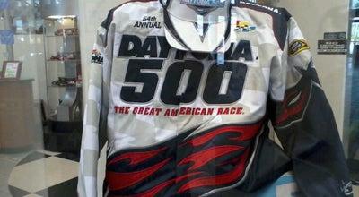 Photo of Racetrack Daytona International Speedway at 1801 W International Speedway Blvd, Daytona Beach, FL 32114, United States