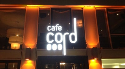 Photo of Bar Cafe Cord at Sonnenstr. 19, München 80331, Germany