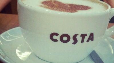 Photo of Coffee Shop Costa Coffee at Masarykovo Nám. 2799, Pardubice 530 02, Czech Republic