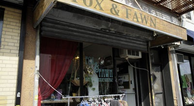Photo of Clothing Store Fox & Fawn Vintage at 570 Manhattan Ave, Brooklyn, NY 11222, United States