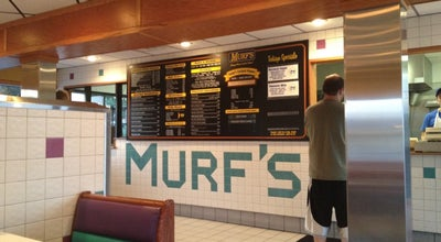 Photo of Burger Joint Murf's Frozen Custard & Jumbo Burgers at 12505 W Burleigh Rd, Brookfield, WI 53005, United States