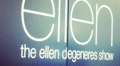 Photo of General Entertainment The Ellen DeGeneres Show at 4301 W Olive Ave., Burbank, CA 91522, United States