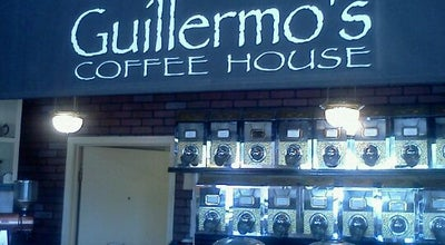 Photo of Coffee Shop Guillermo's Coffee House & Roastery at 10700 N Rodney Parham Rd, Little Rock, AR 72212, United States