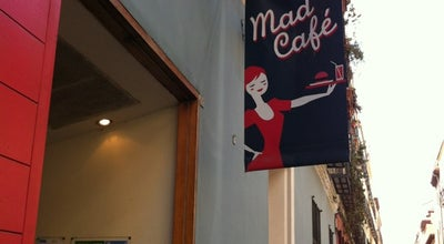 Photo of American Restaurant Mad Café at C. Cava Alta, 13, Madrid 28005, Spain
