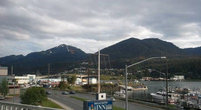 Photo of Motel Breakwater Inn at 1711 Glacier Ave, Juneau, AK 99801, United States