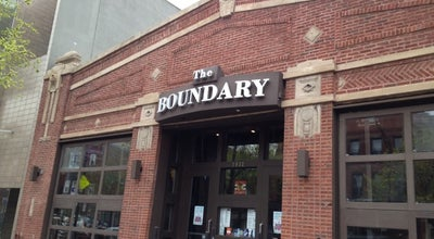 Photo of Bar The Boundary at 1932 W Division St, Chicago, IL 60622, United States