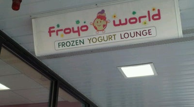 Photo of Ice Cream Shop FroyoWorld at 274 Franklin Village Dr, Franklin, MA 02038, United States