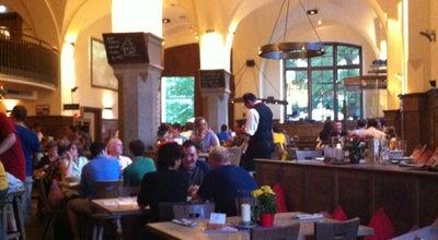 Photo of German Restaurant Der Pschorr at Viktualienmarkt 15, München 80331, Germany