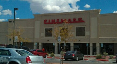 Photo of Movie Theater Cinemark West at 7440 Remcon Cir, El Paso, TX 79912, United States