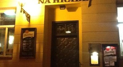 Photo of Gastropub Restaurace Na Hradě at Špitálská 175/5, Hradec Králové 500 03, Czech Republic