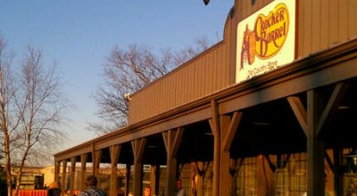 Photo of American Restaurant Cracker Barrel Old Country Store at 2115 S Church St, Murfreesboro, TN 37130, United States