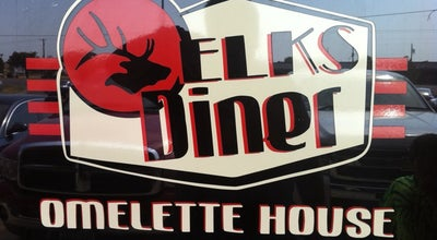 Photo of Diner Elk's Diner at 344 Sw Wilshire Blvd #b, Burleson, TX 76028, United States