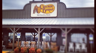 Photo of American Restaurant Cracker Barrel Old Country Store at 4089 Lexington Rd Us Hwy. 27 & Brannon Road, Nicholasville, KY 40356, United States