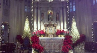 Photo of Church Old St. Mary's Catholic Church at 646 Monroe St, Detroit, MI 48226, United States