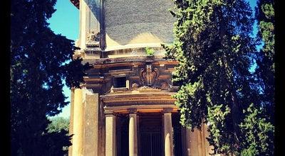 Photo of Park Villa Borghese (ingresso Portale del Leone) at Via Pietro Raimondi, Roma, Italy