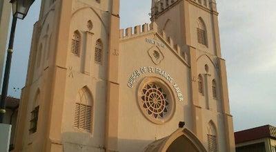 Photo of Church Church of St. Francis Xavier at 12, Jalan Banda Kaba, Melaka 75000, Malaysia