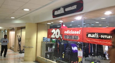 Photo of Boutique Marti Outlet at Mexico