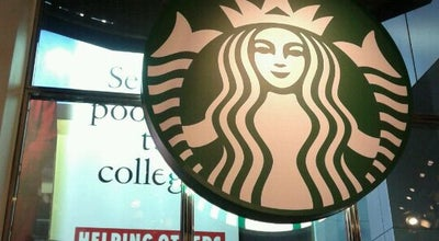 Photo of Coffee Shop Starbucks at 1585 Broadway, New York, NY 10036, United States