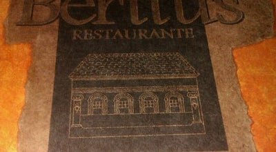Photo of Brazilian Restaurant Berttu's Restaurante at R. Sto. Antônio, 572, Juiz de Fora Brasil, Brazil
