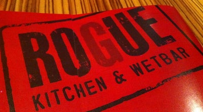 Photo of Bar Rogue Kitchen & Wetbar at 602 W Broadway, Vancouver, BC V5Z 0B4, Canada