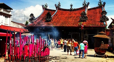 Photo of Buddhist Temple Kuan Yin Temple (觀音亭 Goddess of Mercy) at 30 Jalan Masjid Kapitan Keling (pitt St), George Town 10200, Malaysia