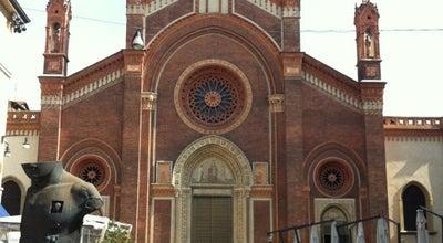 Photo of Church Santa Maria del Carmine at Piazza Del Carmine 2, Milano 20121, Italy