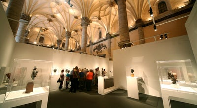 Photo of Art Gallery Palacio de la Lonja at Zaragoza, Spain