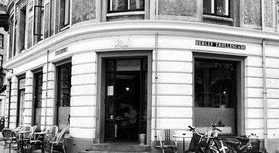 Photo of Cafe Holberg no. 19 at Holbergsgade 19, København K 1057, Denmark