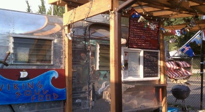 Photo of Food Truck Viking Soul Food at 1930 Ne Everett St, Portland, OR 97232, United States