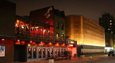 Photo of Theater Young Vic at 66 The Cut, Southwark SE1 8LZ, United Kingdom