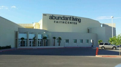 Photo of Church Abundant Living Faith Center at 1000 Valley Crest Dr, El Paso, TX 79907, United States