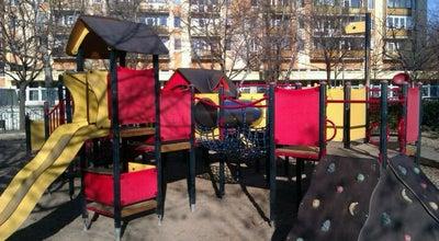 Photo of Playground Losonci téri játszótér at Hungary